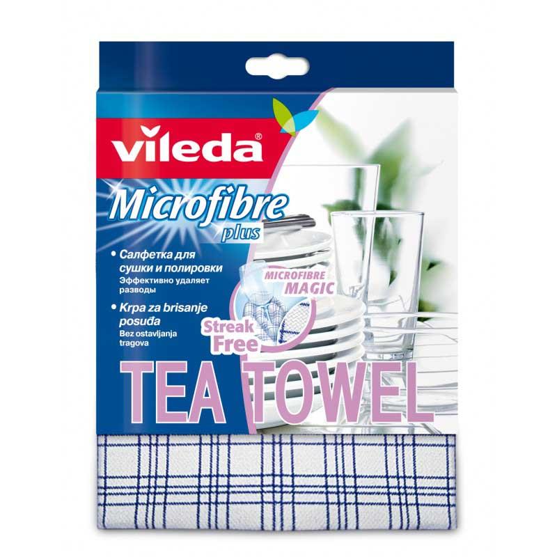 Vileda Kitchen Tea Towel Cloth VLDW125174 (pc)