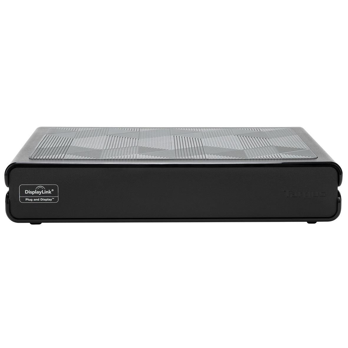 Targus Universal Docking Station With Laptop Power USB-A 3.0 SV 2K DV 1K Video DOCK171EUZ - Black (Replaces ACP71EUZ)