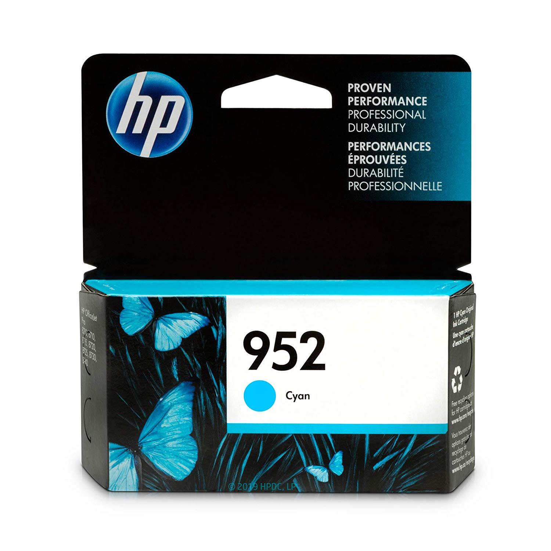 HP 952 (L0S49AN) Ink Cartridge - Cyan