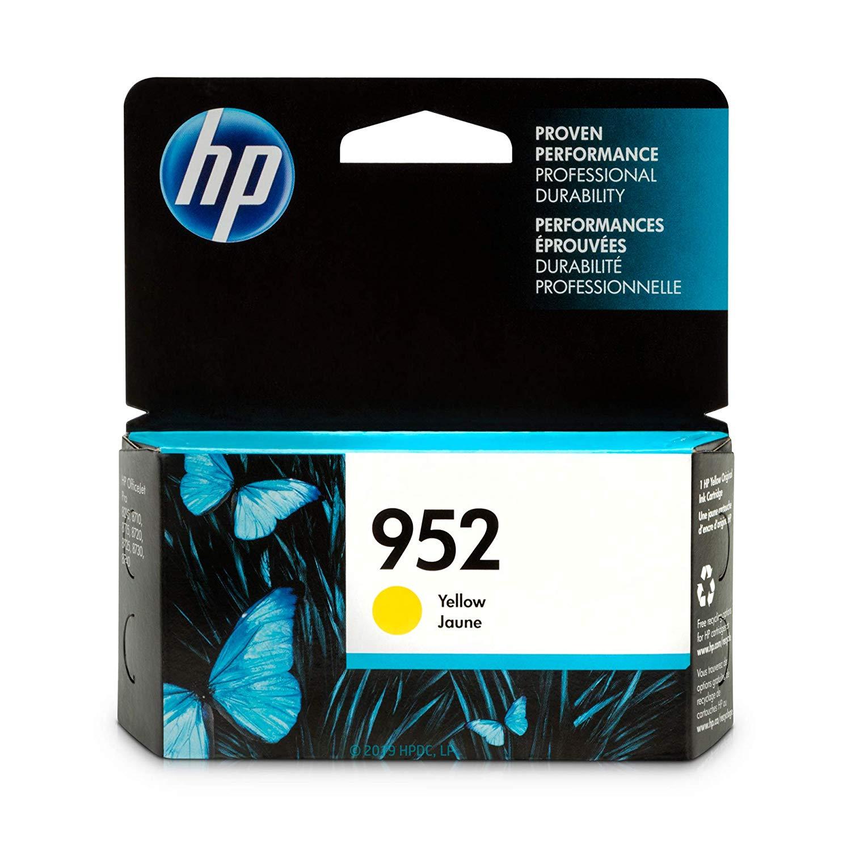 HP 952 (L0S55AN Ink Cartridge - Yellow