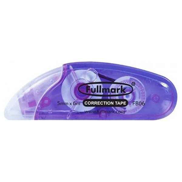 Fullmark FB06 Correction Tape - 5mm x 6m (pc)