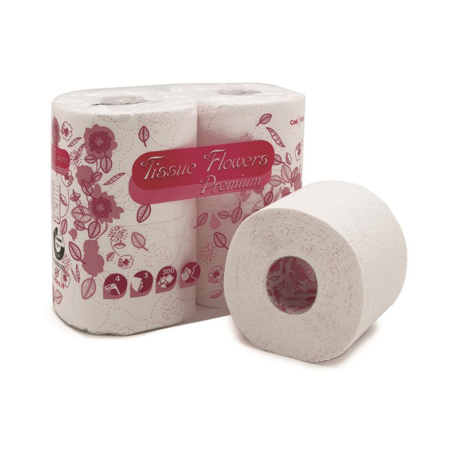 Celtex CX11300 Premium Toilet Paper Roll 3ply - 33m (Box/24pcs)