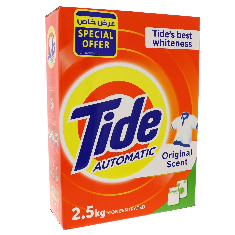 Tide Automatic Detergent Powder - 2.5kg