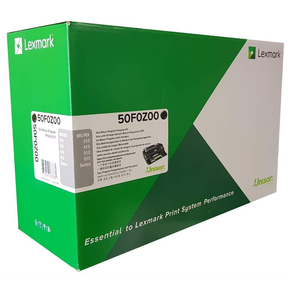 Lexmark 50F0Z00 Return Program Imaging Unit - Black