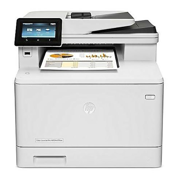 HP MFP M477fdn Color LaserJet Pro Printer (CF378A)
