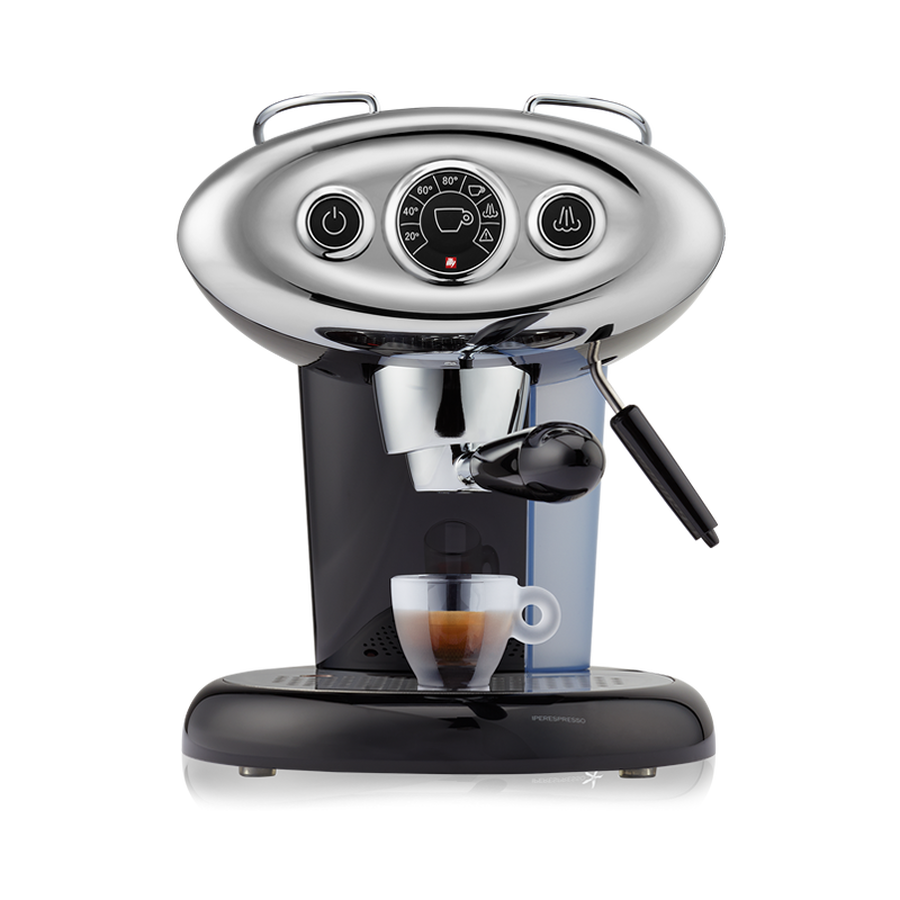 Illy X7.1 iperEspresso Machine - Black