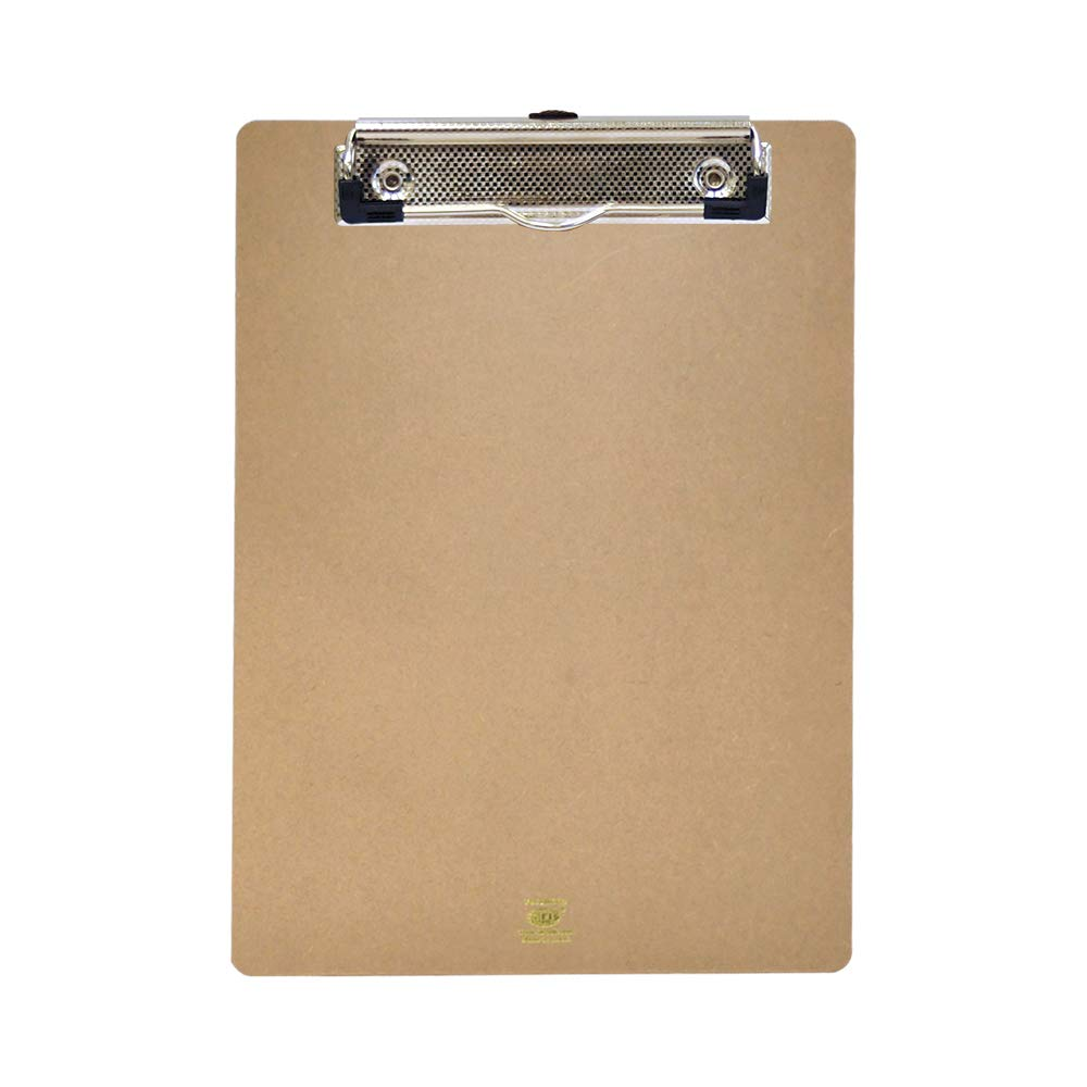 FIS FSCBA5WOOD Wooden Clip Board - A5 (pc)