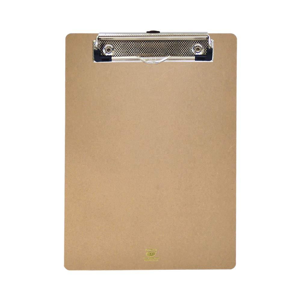 FIS FSCBA5WOOD Wooden Clip Board - A5 (pc)