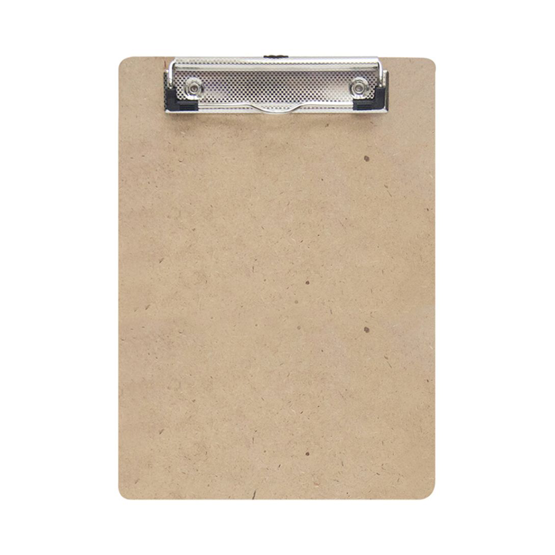 FIS FSCBA5MF Wooden Clip Board - A5 (pc)