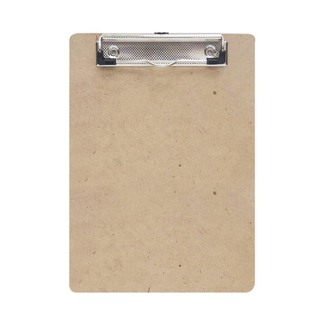FIS FSCBA5MF Wooden Clip Board - A5 (pc)