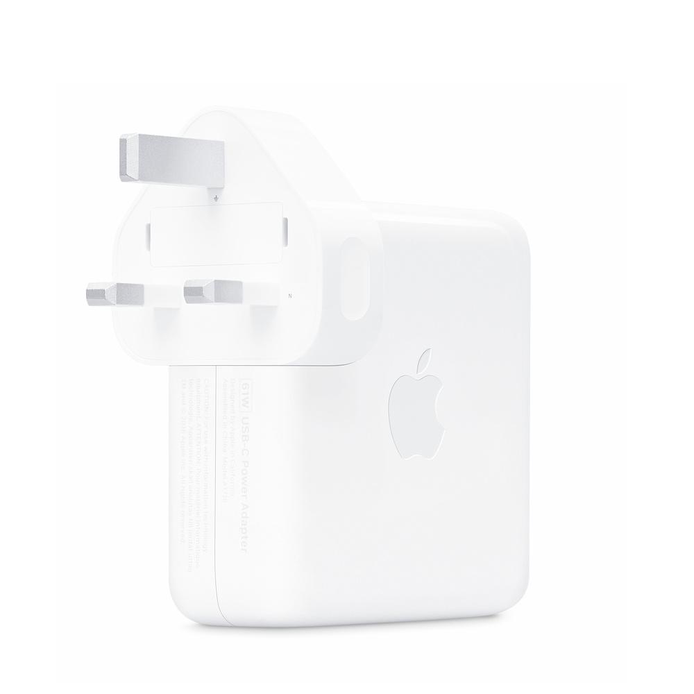 Apple 61W USB-C Power Adapter - White (pc)