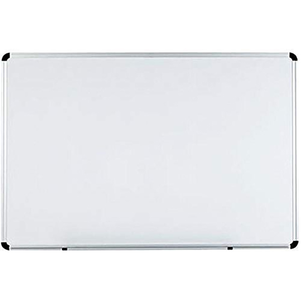 Super Deal Magnetic White Board 120 x 150cm - White (pc)
