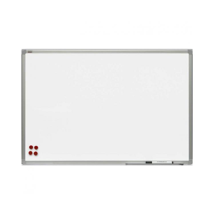 Super Deal Magnetic White Board 120 x 180cm - White (pc)