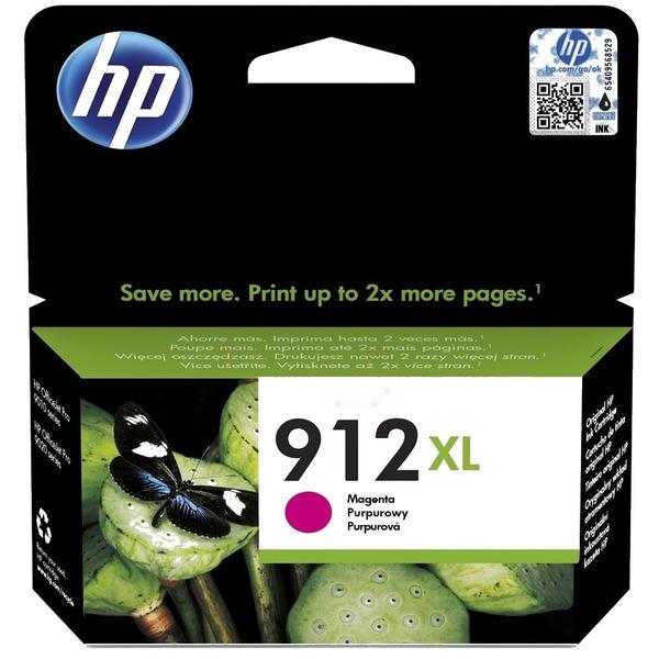HP 912XL (3YL82AE) High Yield Ink Cartridge - Magenta