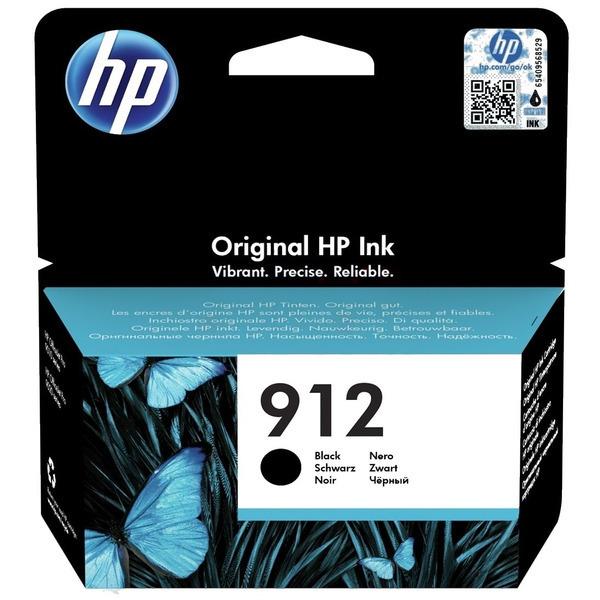 HP 912 (3YL80AE) Ink Cartridge - Black