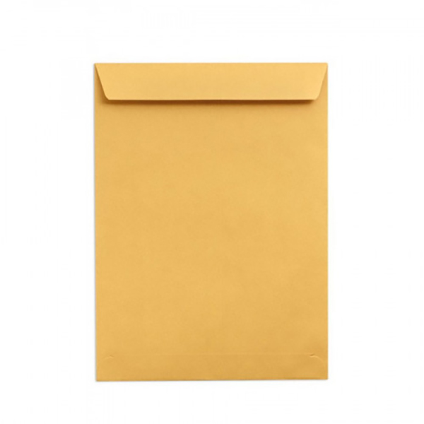 HIspapel A5 10 x 7in Envelope - Brown (pkt/250pcs)