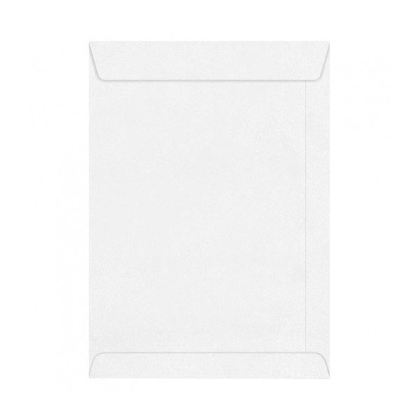 HIspapel A5 10 x 7in Envelope - White (pkt/250pcs)