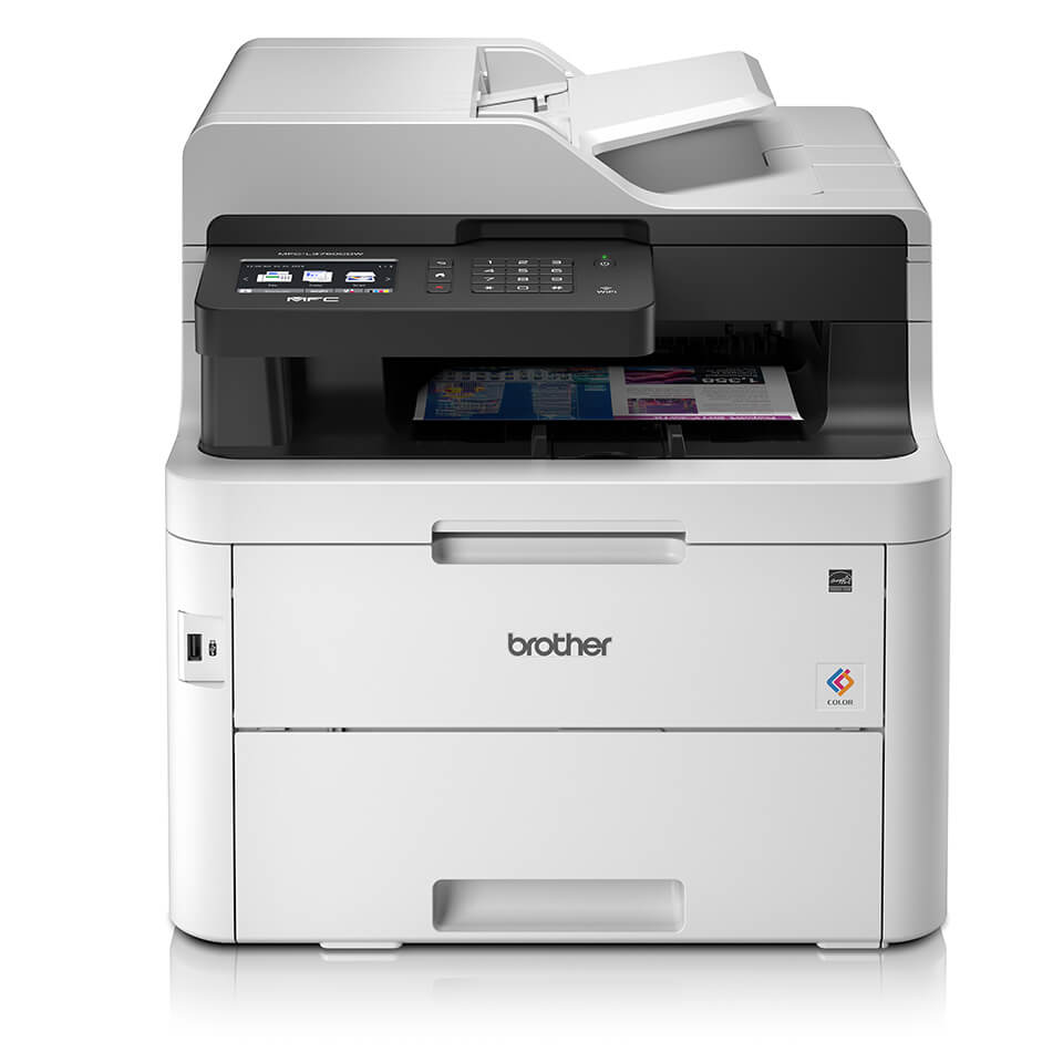 Brother MFC-L3750CDW Colour Laser Multi-function Centre Printer