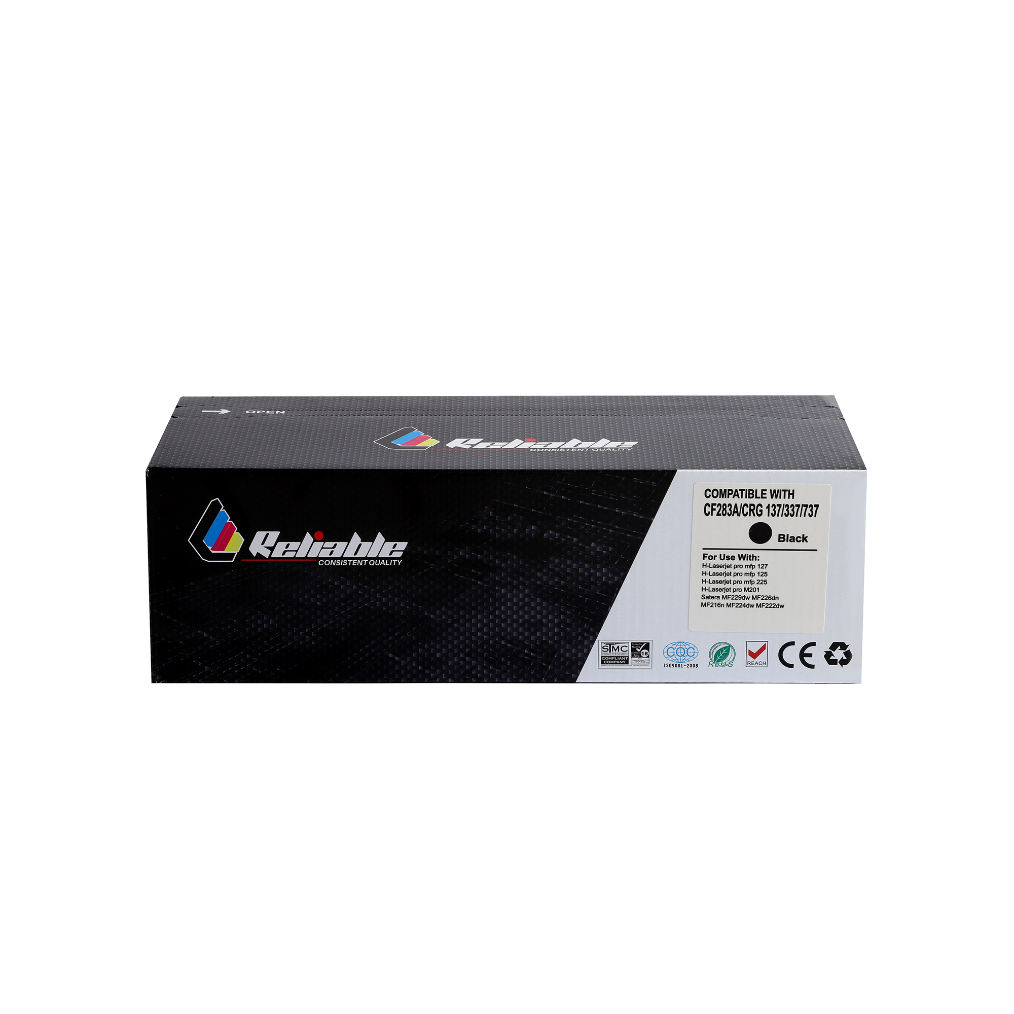 Reliable 83A (CF283A) Compatible Toner Cartridge - Black