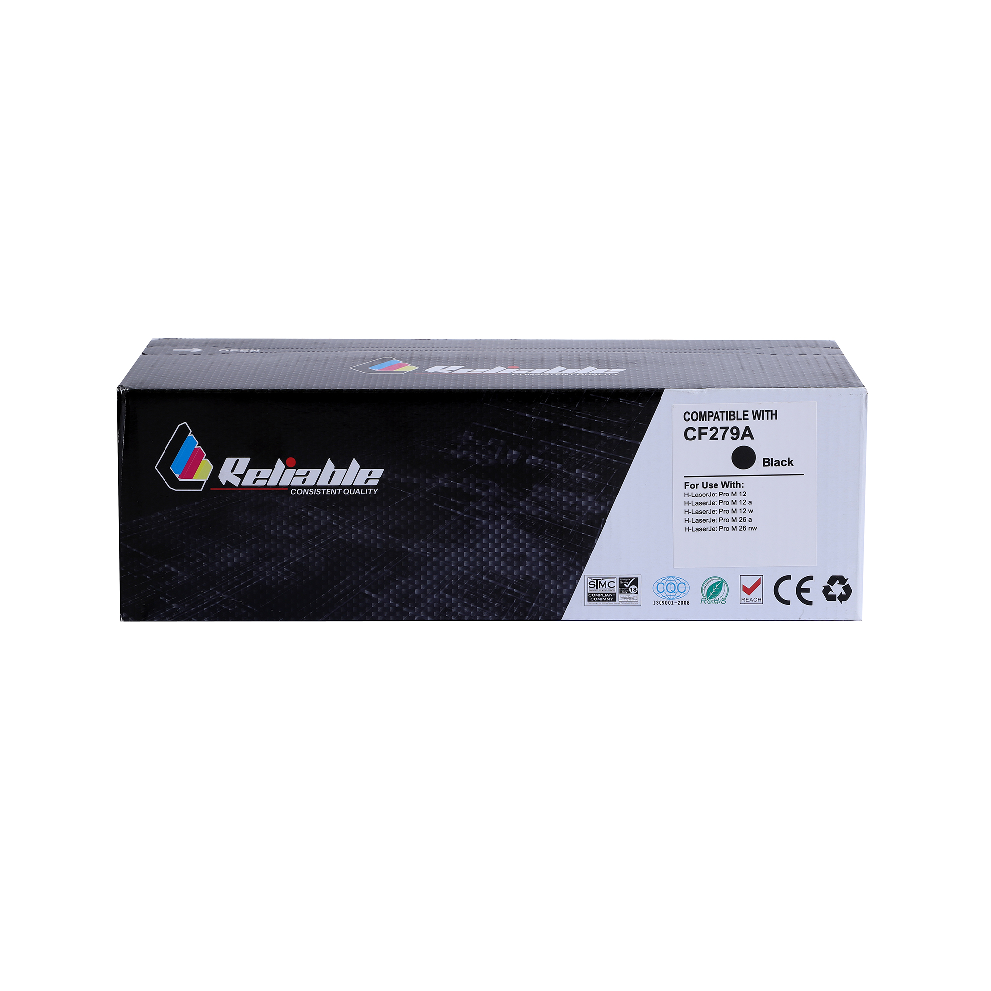 Reliable 79A (CF279A) Compatible Toner Cartridge - Black