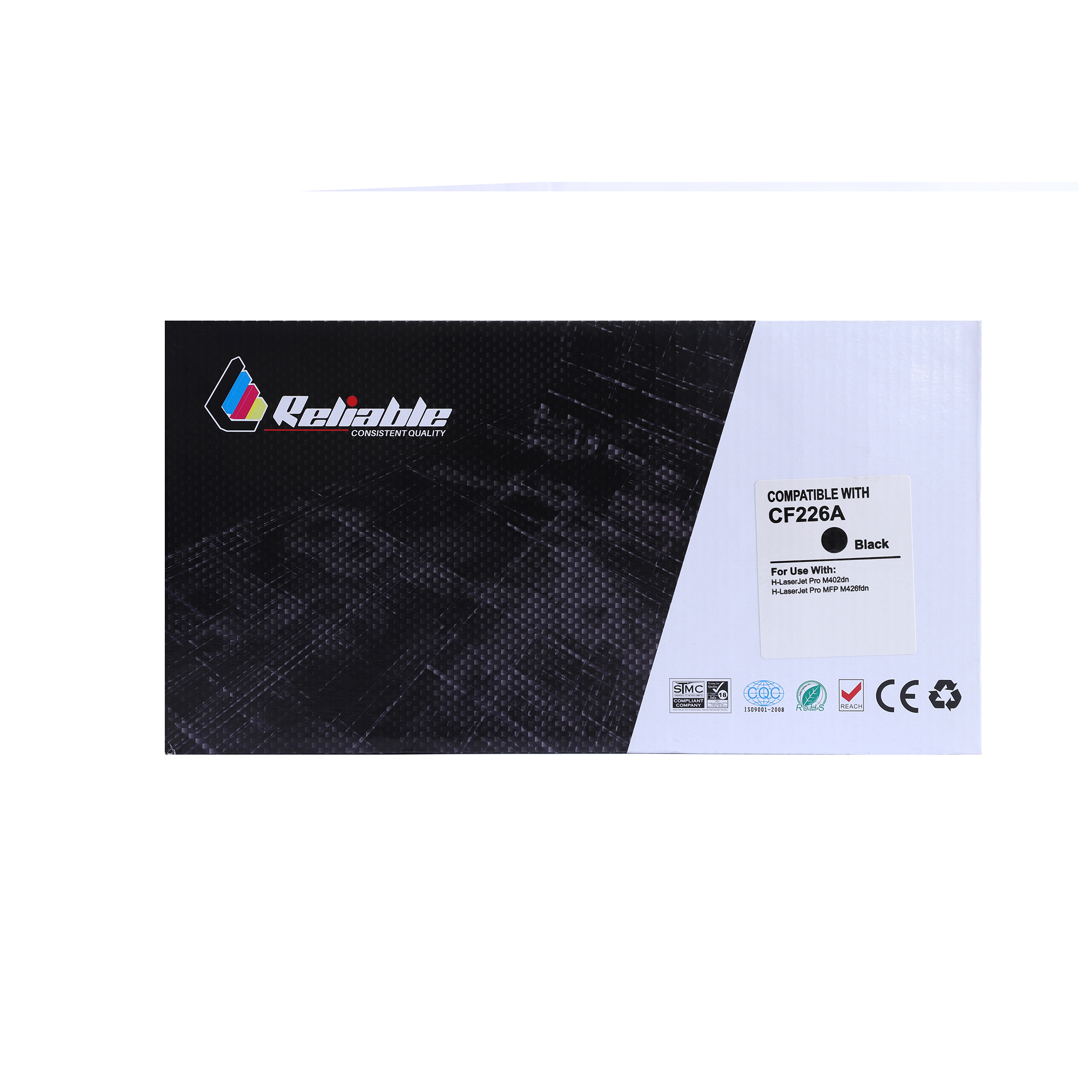 Reliable 26A (CF226A) Compatible Toner Cartridge - Black