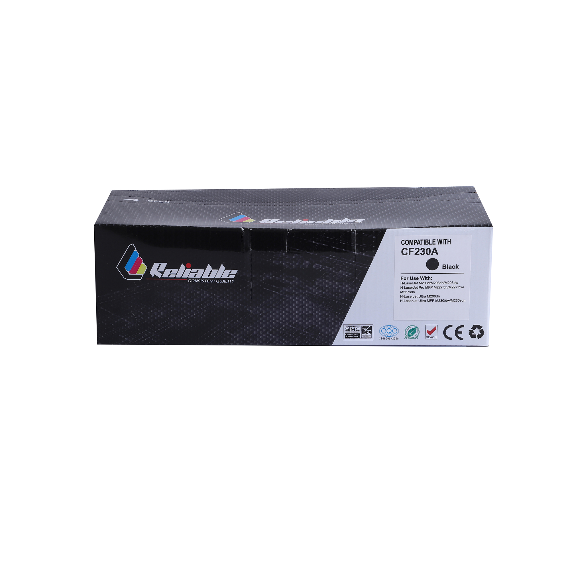 Reliable 30A (CF230A) Compatible Toner Cartridge - Black