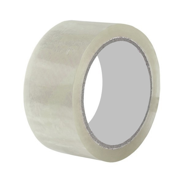 Conic Clear Packing Tape -2in x 100yds (box/36pcs)
