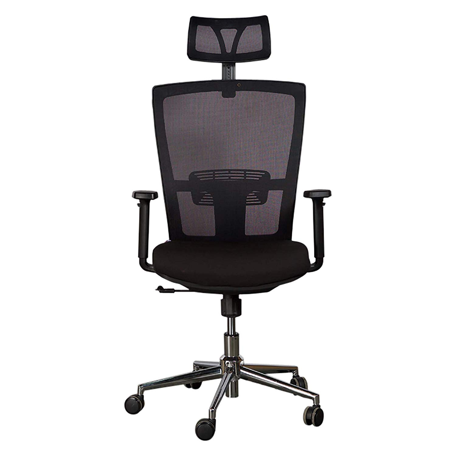 Mahmayi Sleekline T01B High Back Ergonomic Mesh Chair - Black (pc)