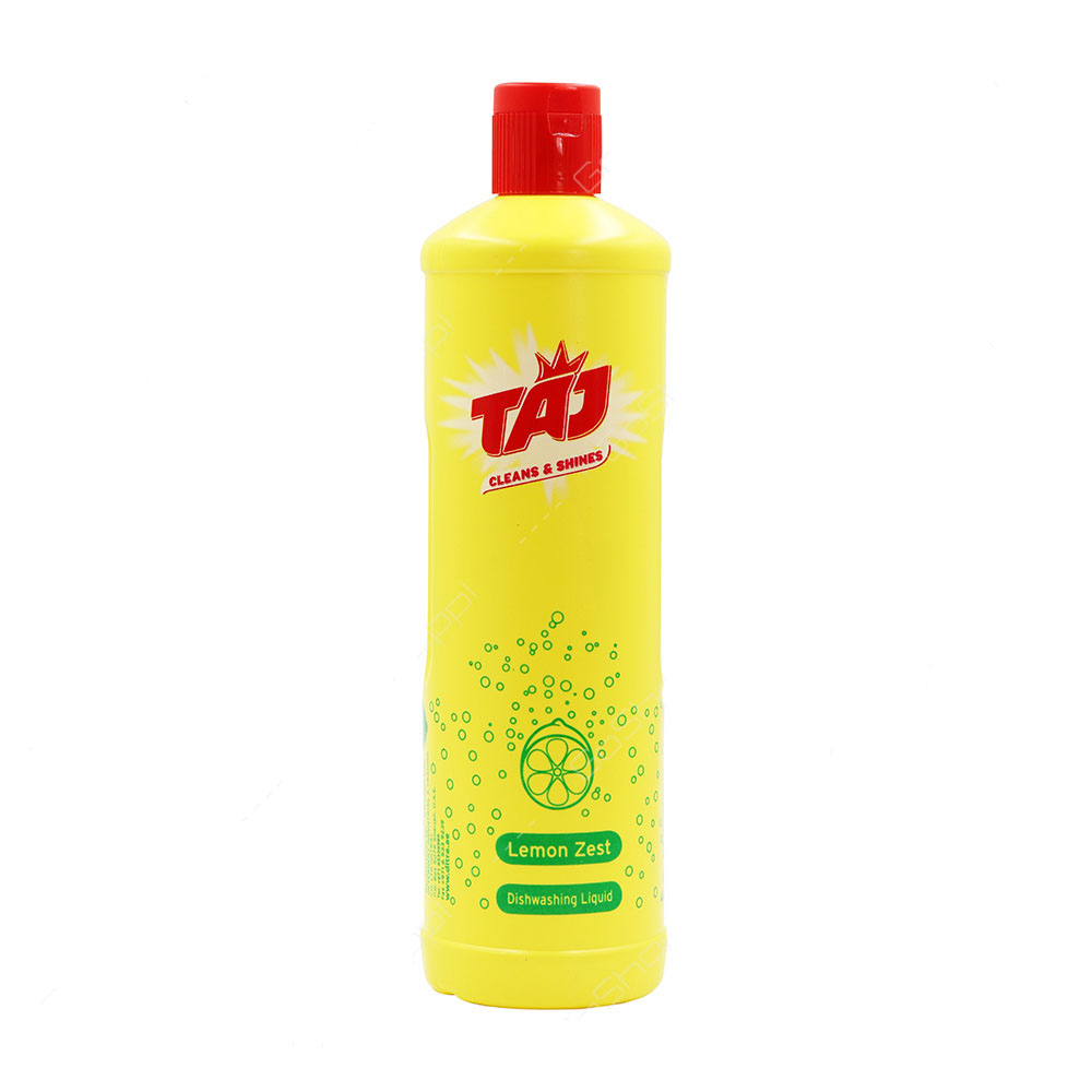 Taj Dishwashing Liquid - 400ml (pc)