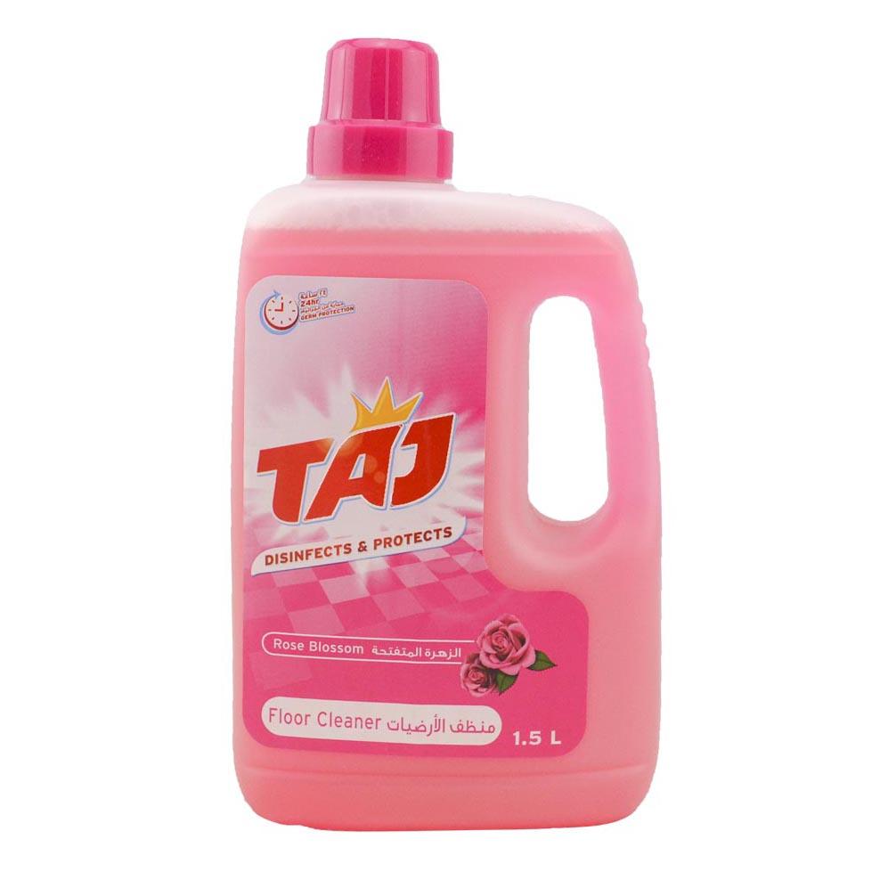 Taj Floor Cleaner Rose Blossom - 1.5L (pc)