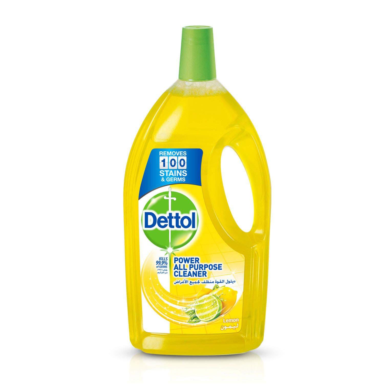 Dettol Power All-Purpose Cleaner Lemon - 900ml (pc)