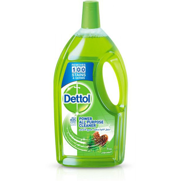 Dettol Power All-Purpose Cleaner Pine - 900ml (pc)