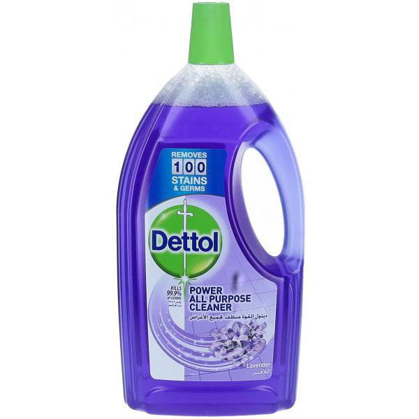 Dettol Power All-Purpose Cleaner Lavender - 1.8L (pc)