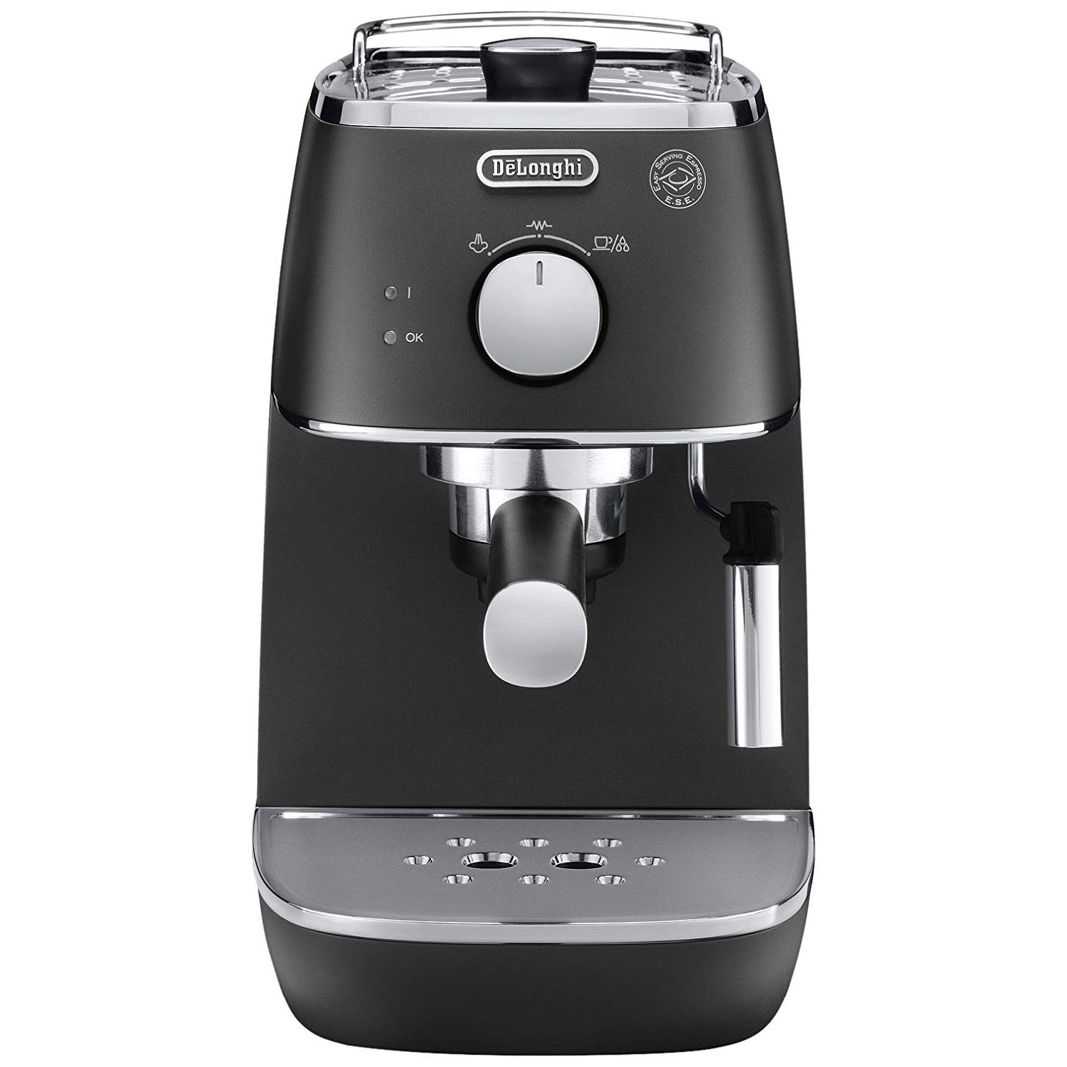 De'Longhi ECI341.BK Distinta Pump Espresso Maker - Black