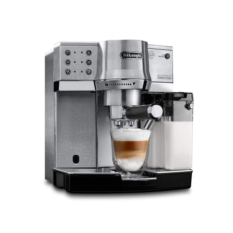 De'Longhi EC 860.M Pump Espresso Coffee Machine - Silver