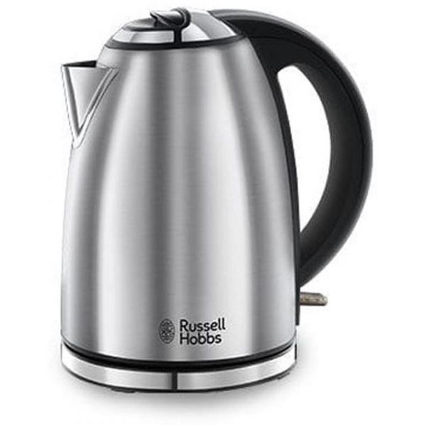 Russell Hobbs 23600 Henley Brushed Kettle 1.7L - Silver