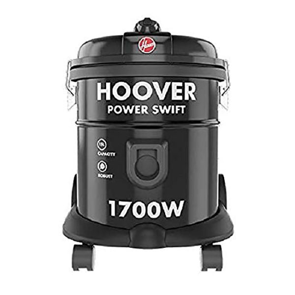 Hoover HT85-T0-ME Power Swift Tank Black Vacuum Cleaner