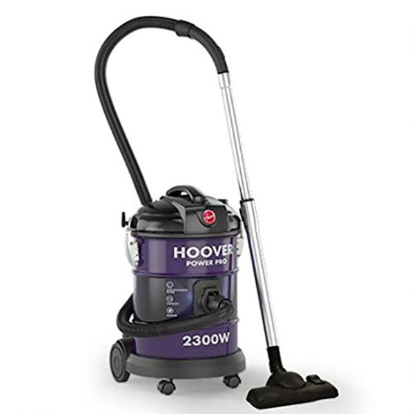 Hoover HT85-T3-ME 2300W Power Pro Tank Vacuum Cleaner - Purple