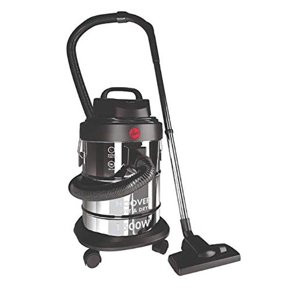 Hoover HDW1-ME 1500W 18L Capacity Wet & Dry Vacuum Cleaner - Silver