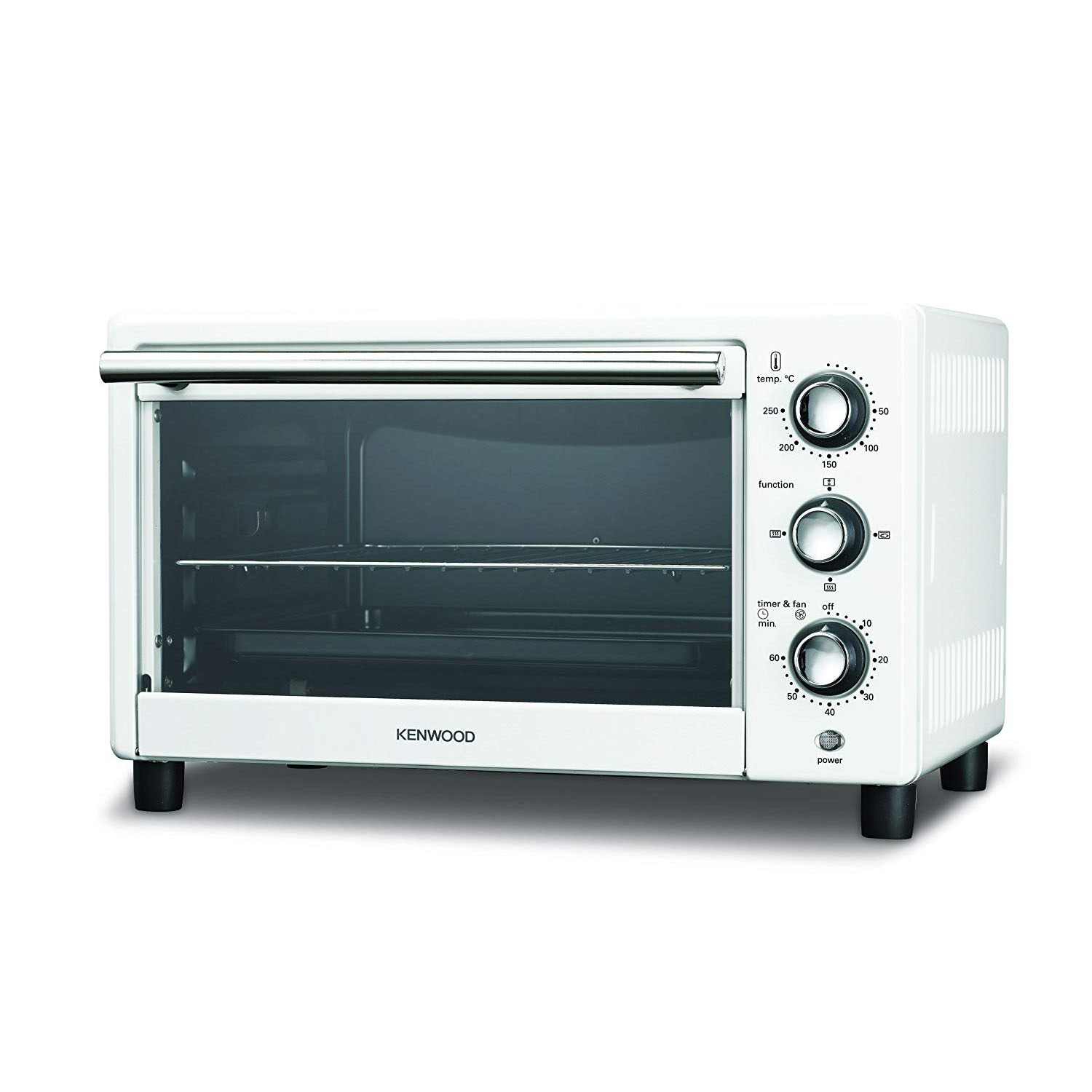 Kenwood MO740 Electric Oven 25L - White