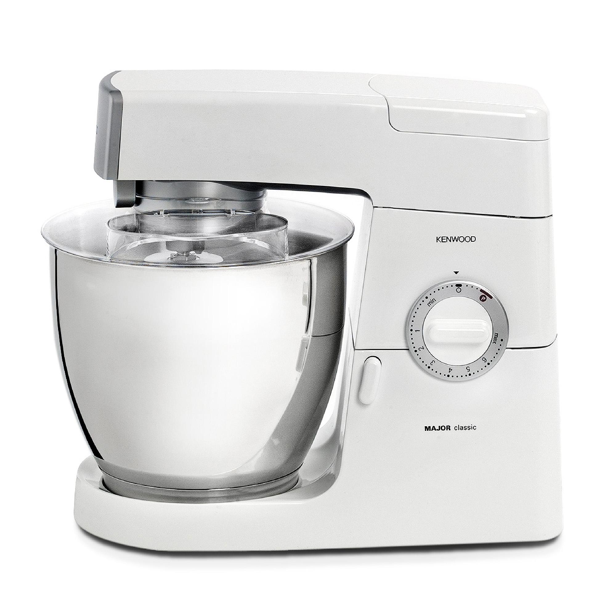 Kenwood KM636 Kitchen Machine - Silver