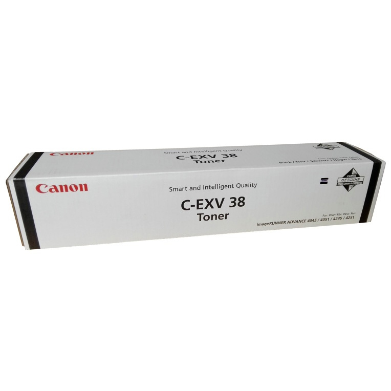 Canon C-EXV 38 Toner Cartridge - Black