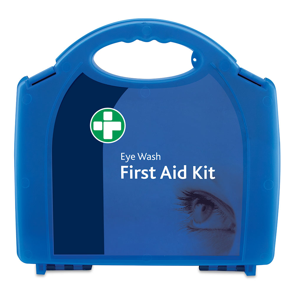 Reliance 903 Triple Eye Wash First Aid Kit