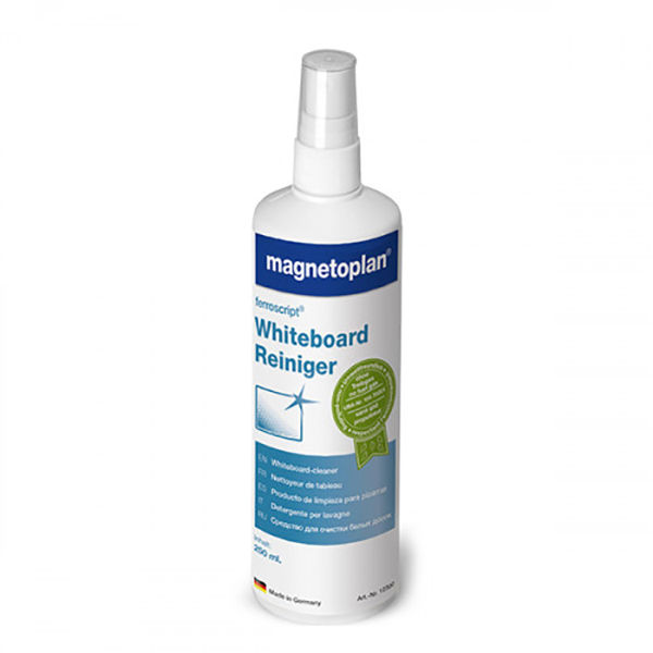Magnetoplan COP12300 Whiteboard Cleaner - 250ml (pc)