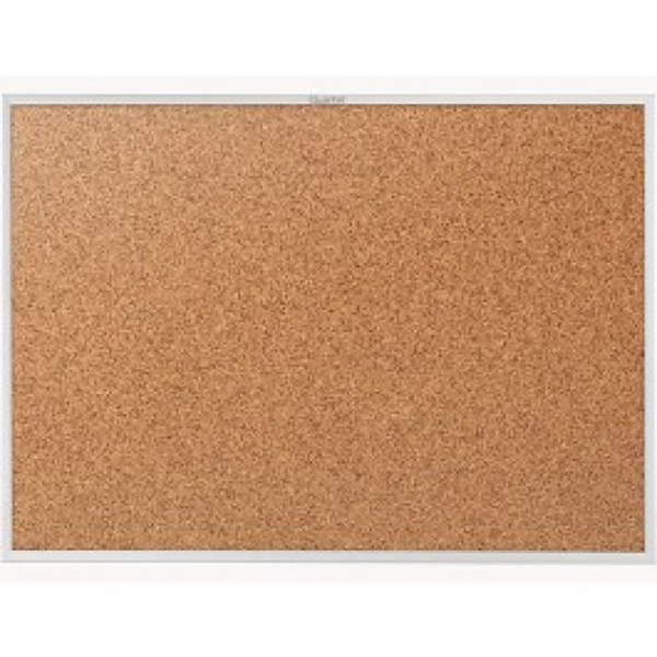 Modest Double-Sided Cork Board - 90 x 60cm (pc)