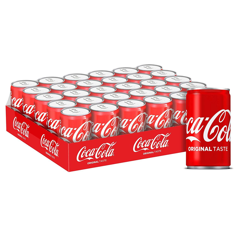 Coca-Cola Carbonated Soft Drink - 150ml (pkt/30pcs)