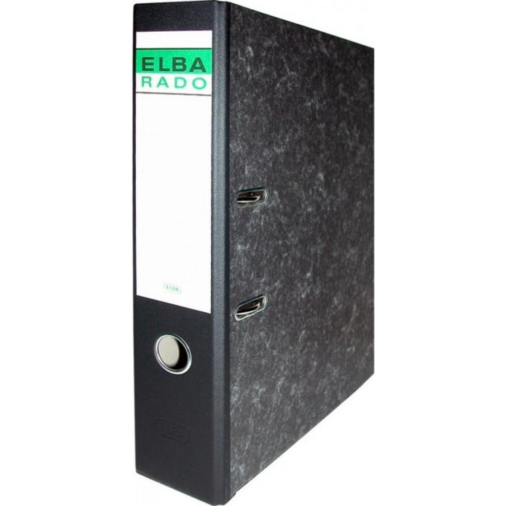 Buy Elba Rado 10907 Lever Arch Box File Broad F S 8cm 3in