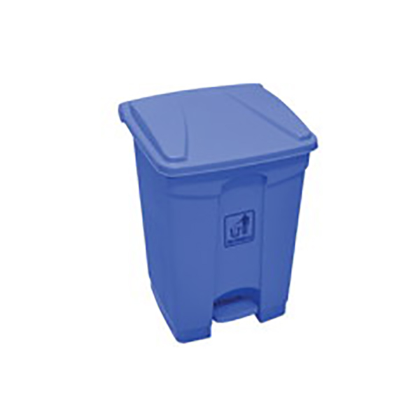 AKC GC 07 Garbage Can with Pedal 45L - Grey (pc)
