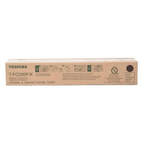 Toshiba T-FC200P-K Toner Cartridge - Black