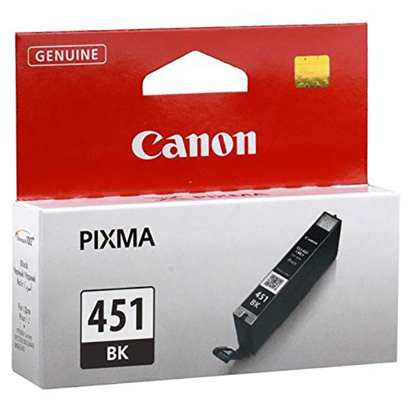 Canon CLI-451 Ink Cartridge - Black